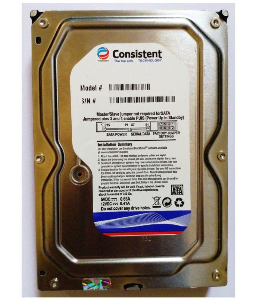 Consistent CT3160SC 160 GB Internal Hard Drive Internal Hard drive