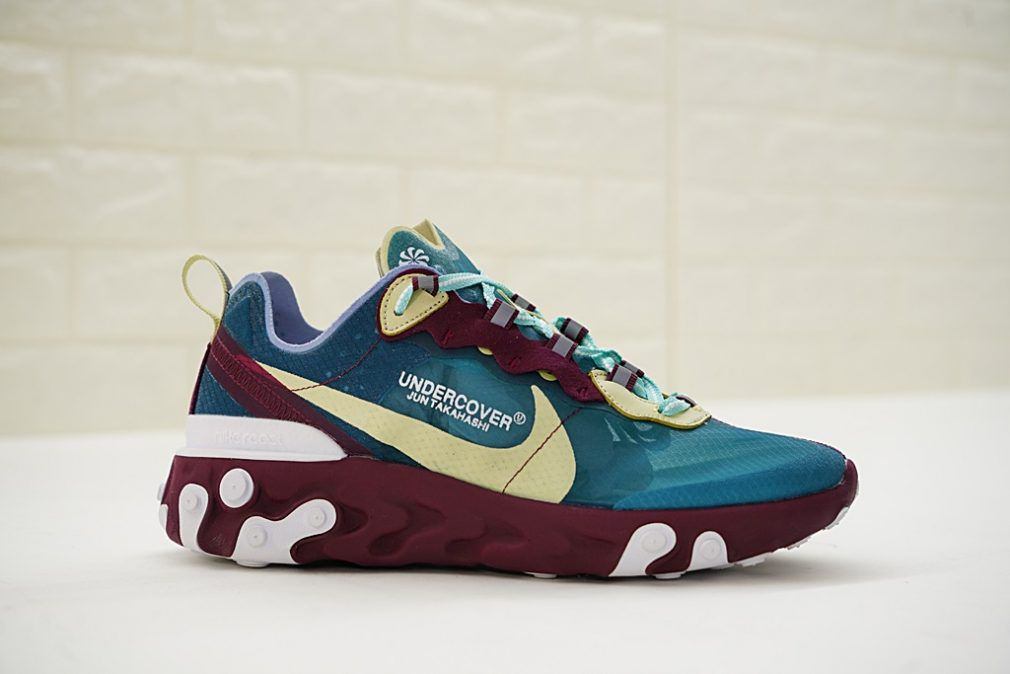 e3413f973441bb Nike Undercover X React Element 87 2019 Running Shoes Multi Color  Buy  Online at Best Price on Snapdeal