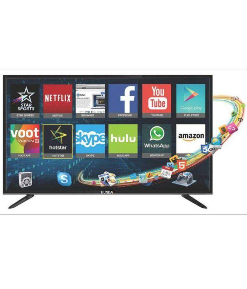 HUNDAI HU4022HH2 102 cm (40) Smart Full HD (FHD) LED Television
