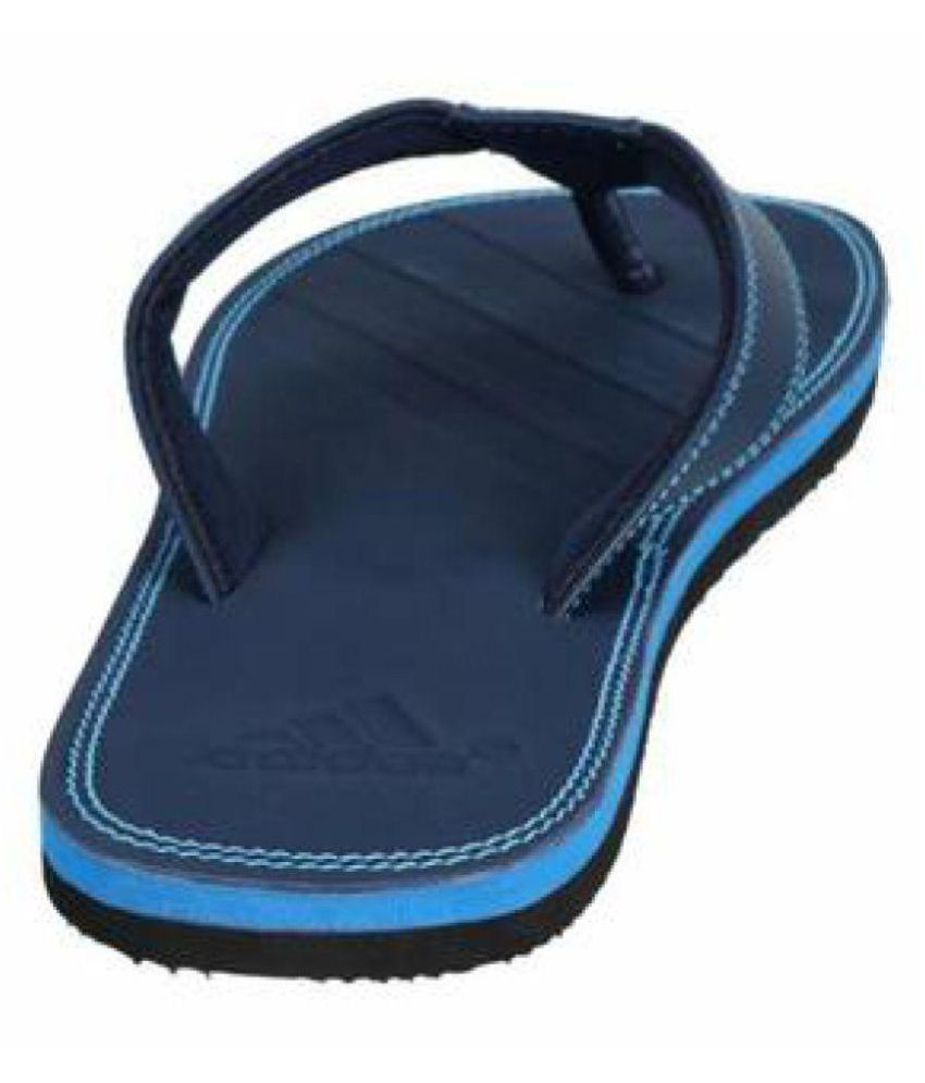 Adidas Blue Thong Flip Flop Price in