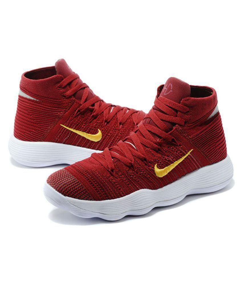 52dad8d52e18 Nike hyperdunk 2017 FLYKNIT Red Basketball Shoes Nike hyperdunk 2017  FLYKNIT Red Basketball Shoes ...