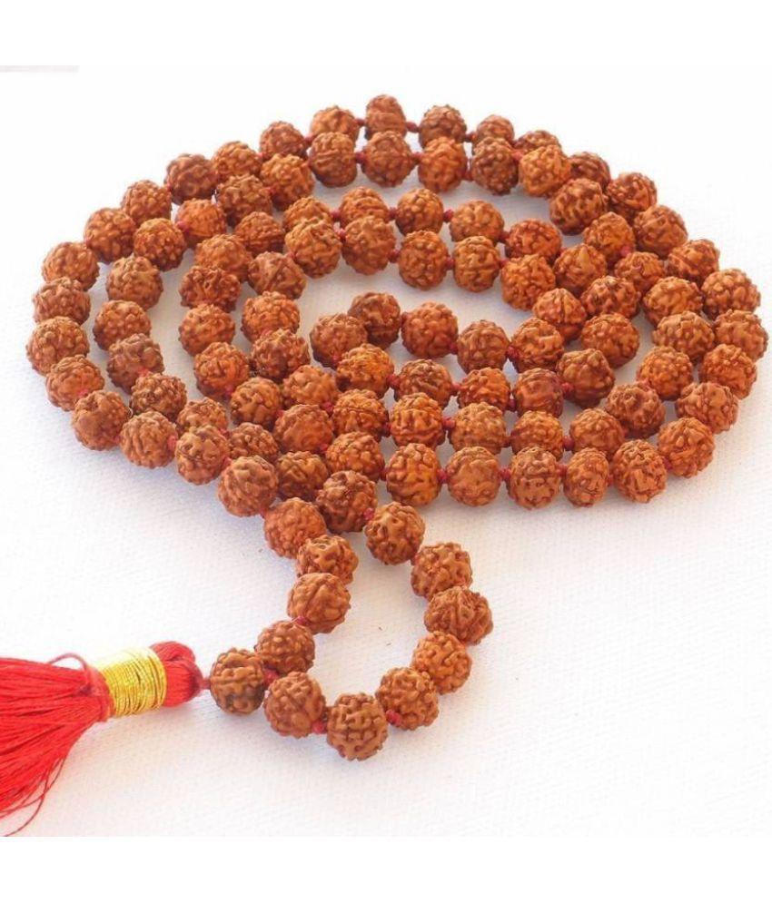 Original Rudraksha Mala 108+1 Beads