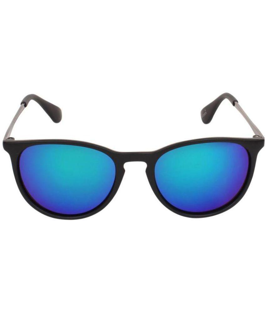 5fea22e9dc2ee Victoria Secret Blue Bug Eye Sunglasses ( VSI002521 )