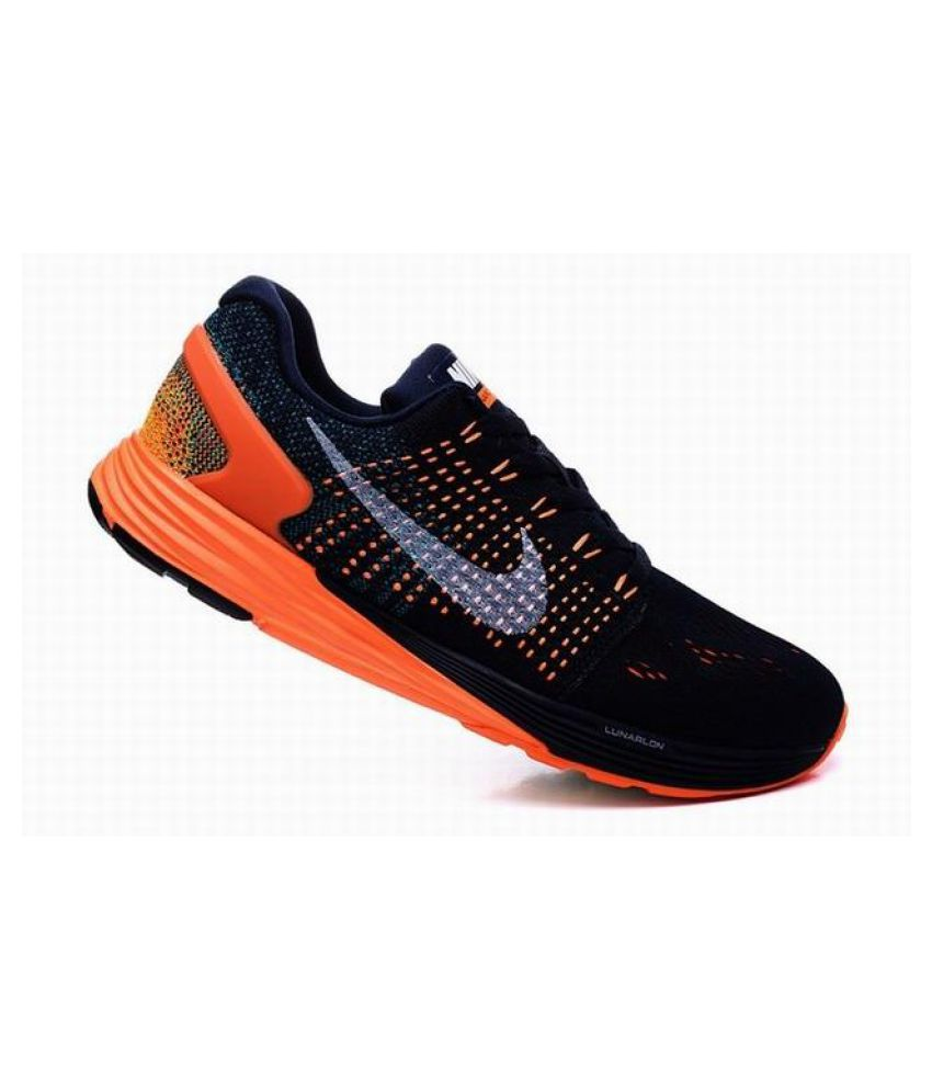 Nike Lunarglide 7 Running Shoes Multi Color  Buy Online at Best Price on  Snapdeal 98aed9766