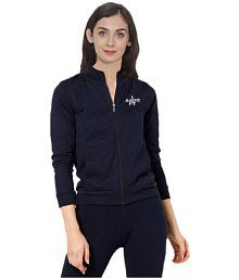 Quick View. aarmy fit Fleece Navy Non Hooded Sweatshirt 6b1daffcf