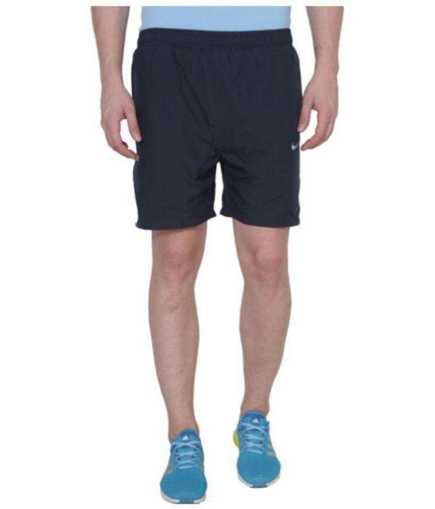 Nike Black Black Shorts