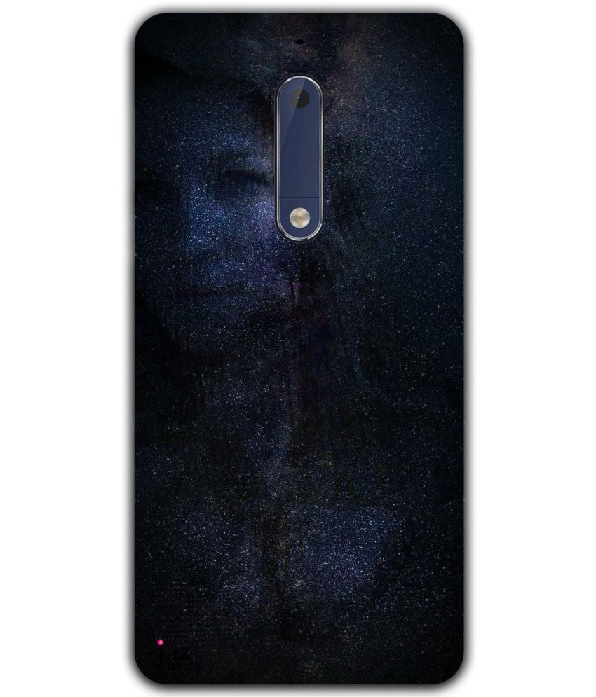 Nokia 5 Printed Cover By Jaz Deals Dark Woman Print Hard Cover