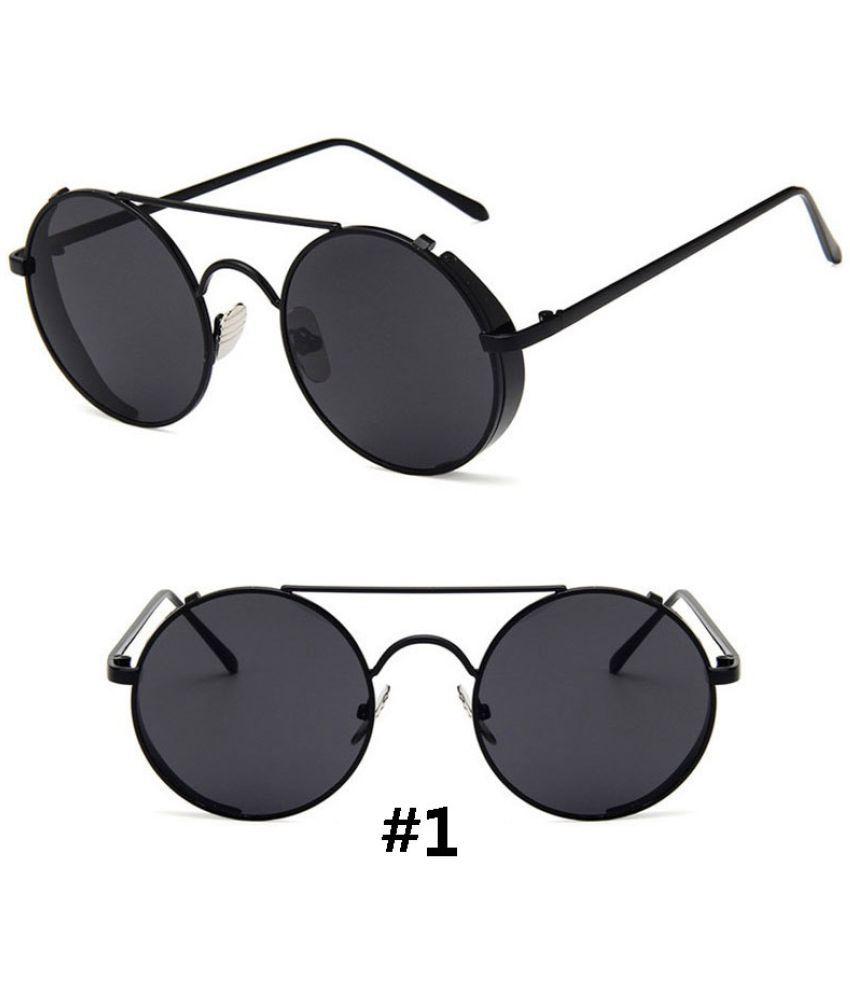 MUMUYOU Grey Aviator Sunglasses ( MU809-297 ) - Buy MUMUYOU Grey Aviator  Sunglasses ( MU809-297 ) Online at Low Price - Snapdeal 6e676770c37