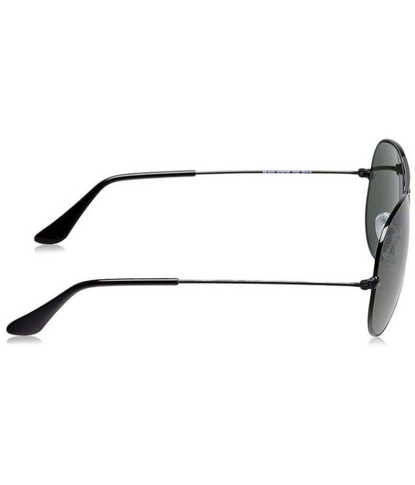 bd57e1085dde ... Reebok Green Aviator Sunglasses ( Polarized- Green Lens, Black Frame )  ...