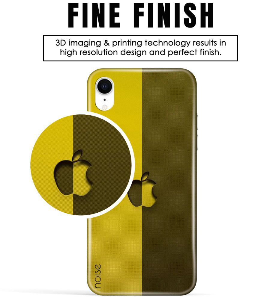fe0cc887bf3 Apple iPhone XR Printed Cover By Noise - Printed Back Covers Online ...