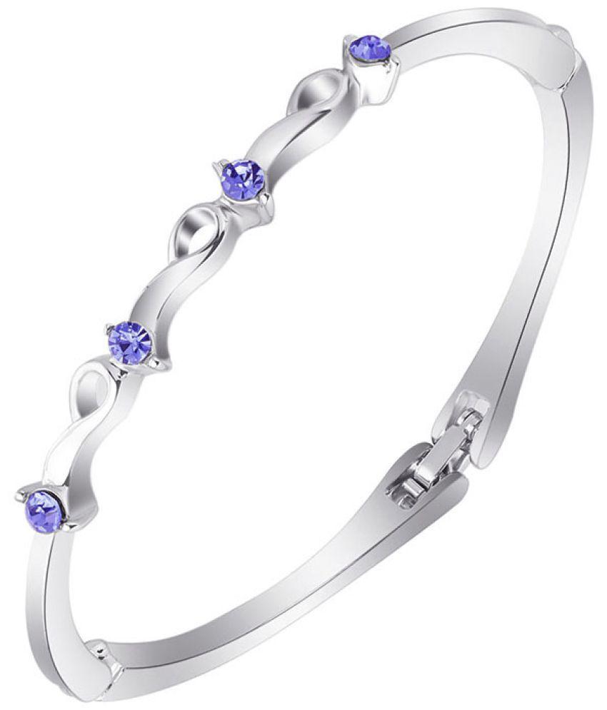 Crystal Jewelry Sale Fashion Jewelry Bracelet-Flower Spring