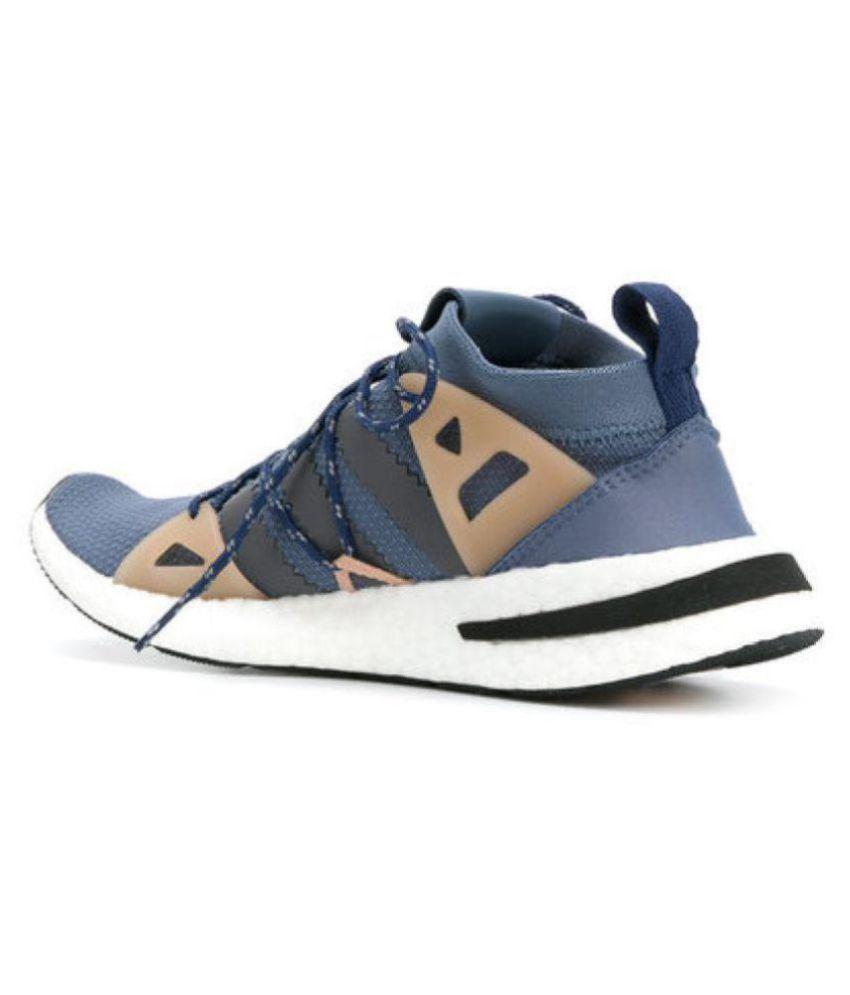 e69f8af551f602 Adidas Originals Blue Arkyn Womens Running Shoes Adidas Originals Blue Arkyn  Womens Running Shoes ...
