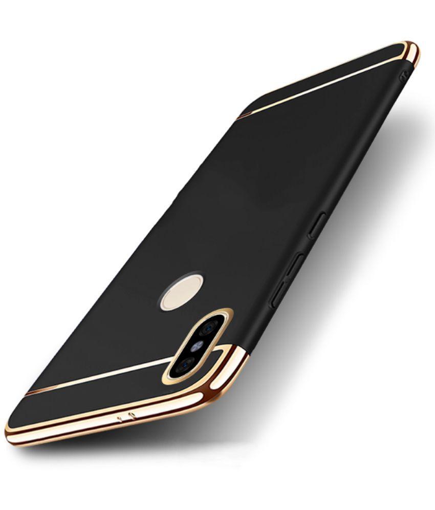Xiaomi Redmi Poco F1 Hybrid Covers Genstyl - Black