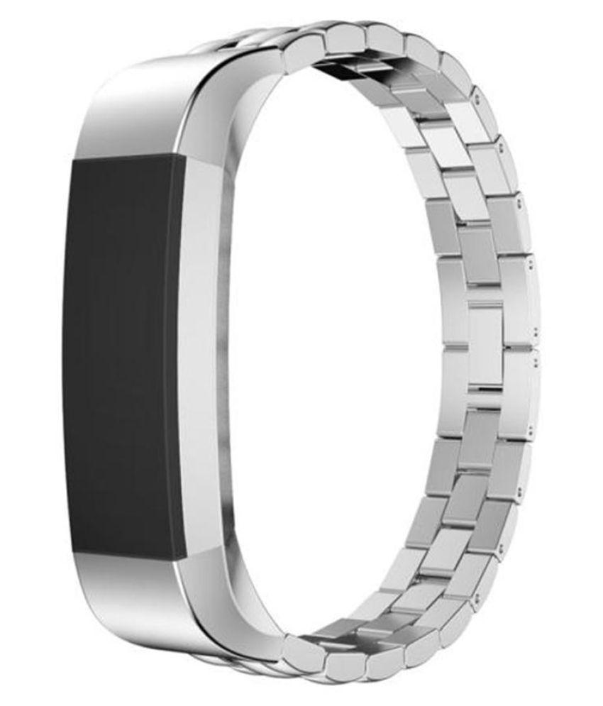Replacement Zinc Alloy Wrist Strap Watch Bracelet Band for Fitbit