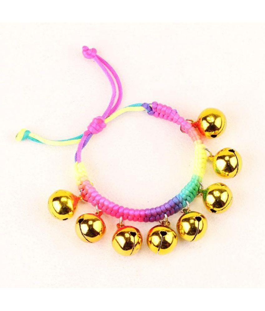 Bracelet Anklet Bell Adult Children Dance Program Stage Props Student Kindergarten 61 Supplies