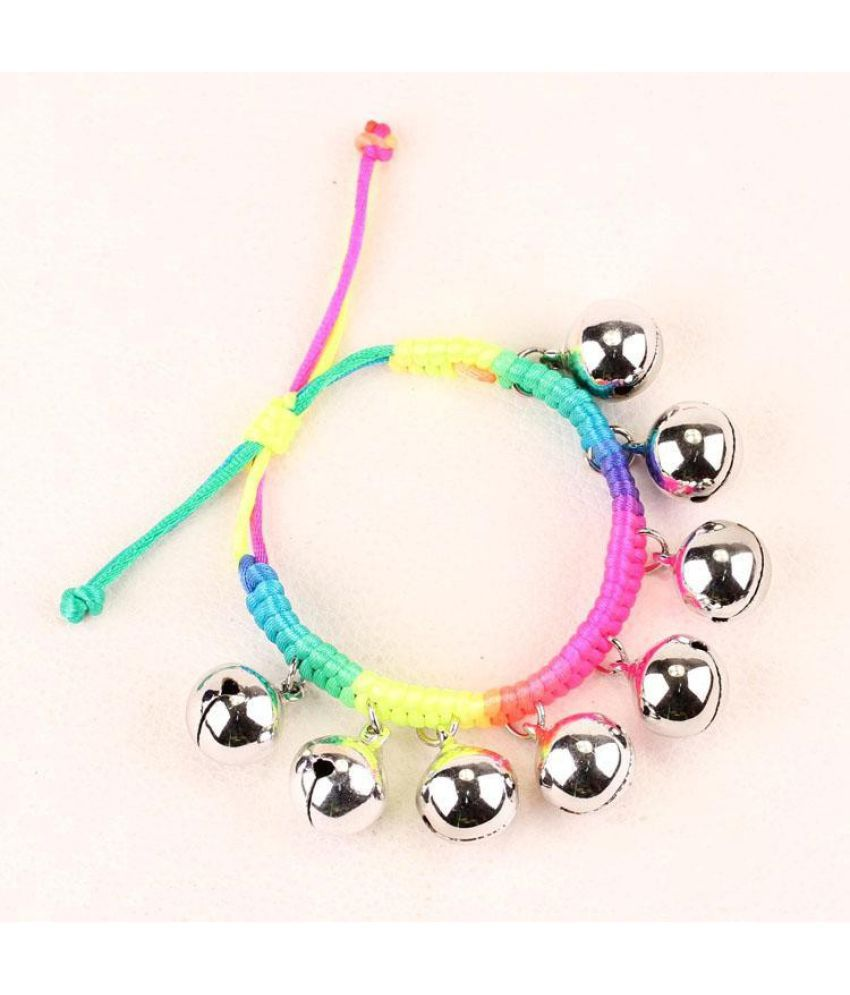 Bracelet Anklet Bell Adult Children Dance Program Stage Props Student Kindergarten 61 Supplies