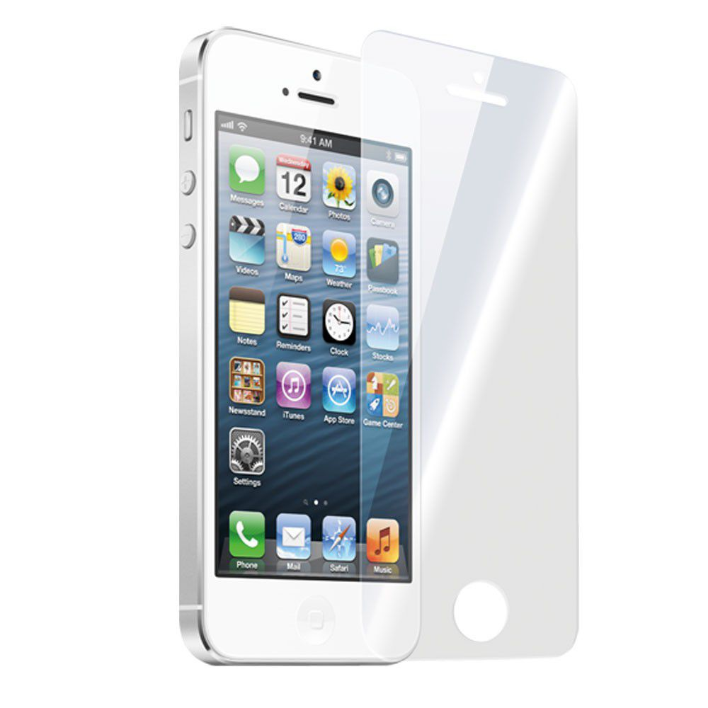 Apple iPhone 5S Tempered Glass Screen Guard By RKA
