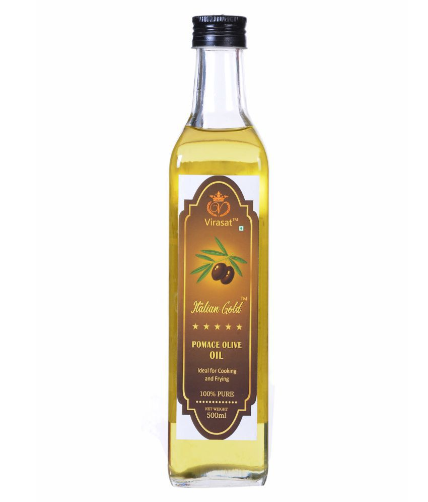 Italian gold Pomace Olive Oil 500 ml
