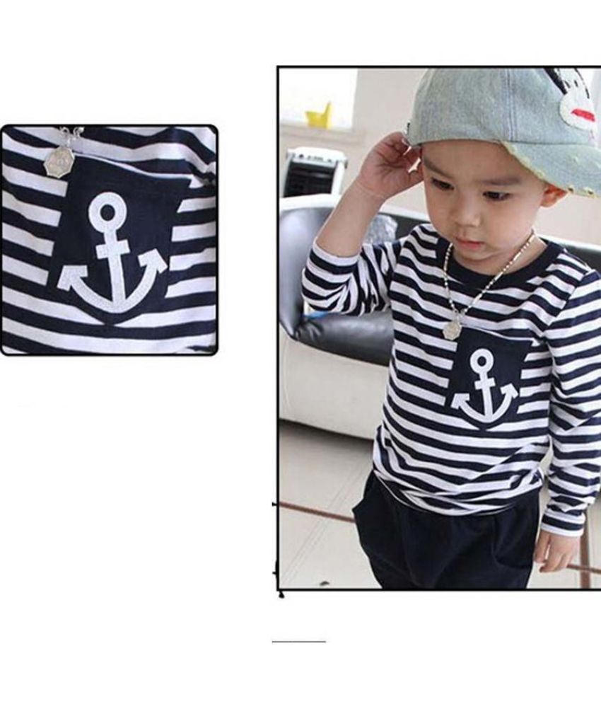eac182c0a00 ... 2PCs Toddler Kids Baby Boy Long sleeve T-shirt Tops+Long Pants Trousers  Outfits ...