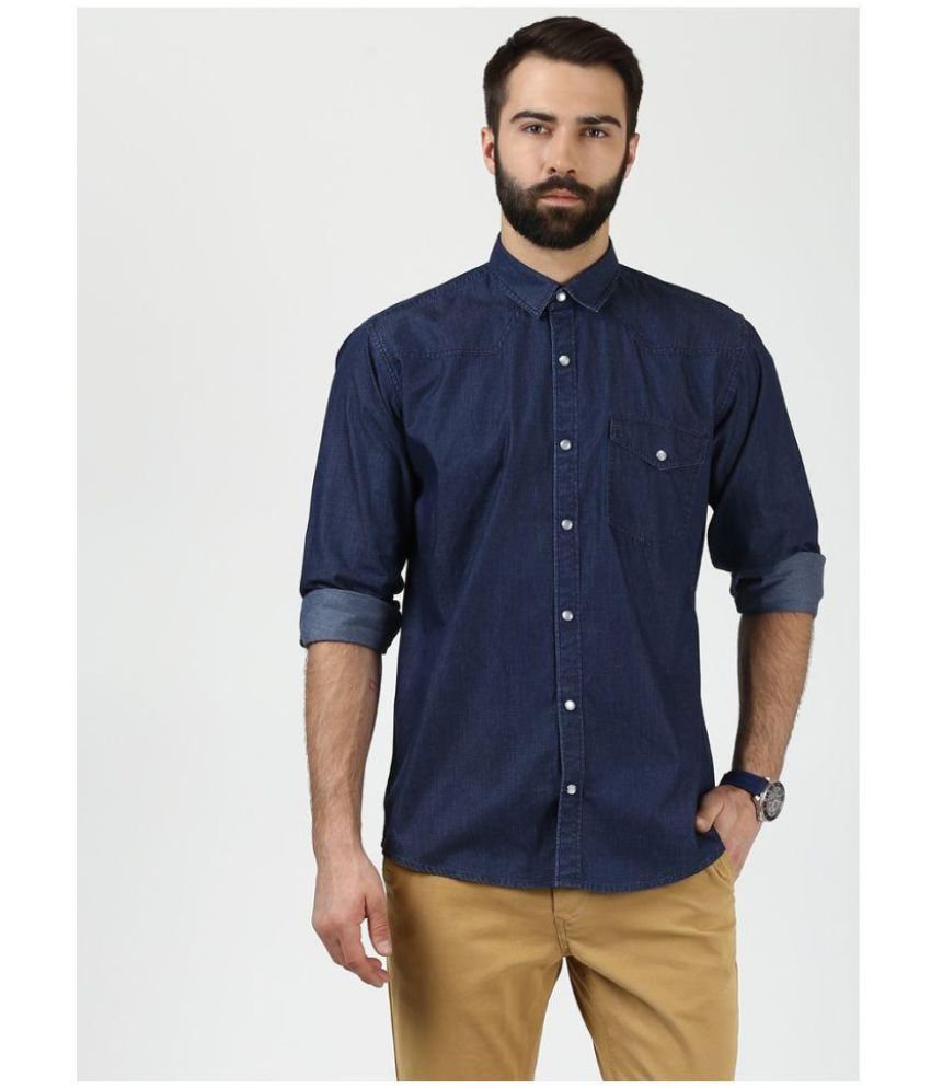 URBANTAGA Denim Shirt