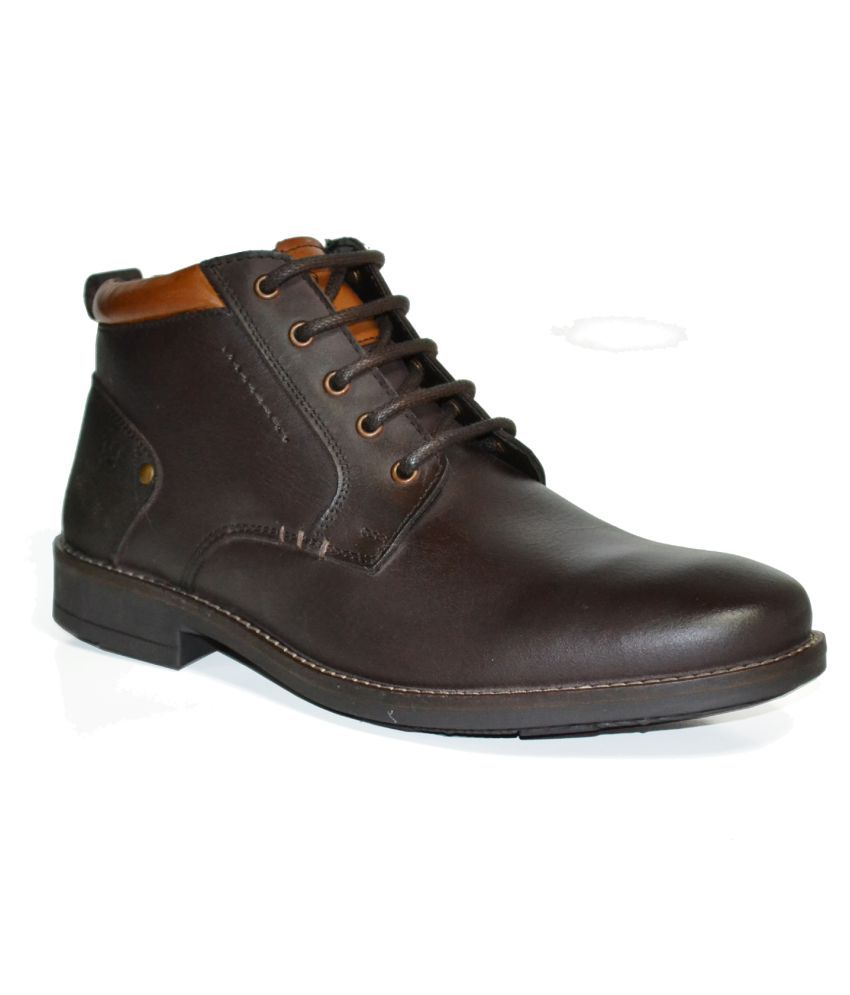 TSF Brown Casual Boot