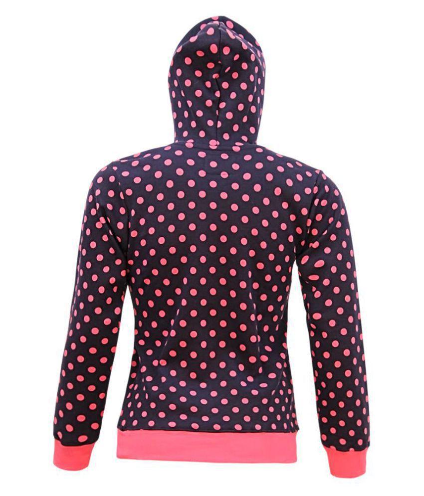 Kothari Navy Fleece Sweatshirt