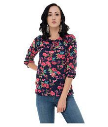 4e8e7f53de5 Floral Tops: Buy Floral Tops Online at Best Prices in India - Snapdeal
