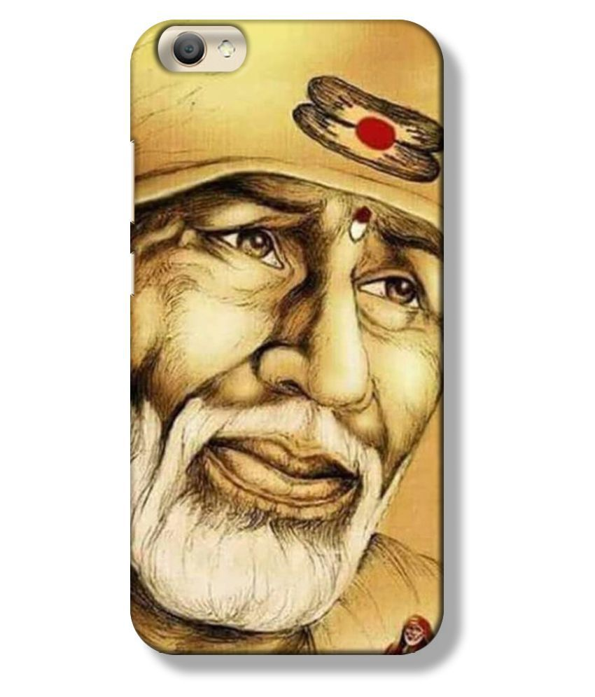 Oppo F3 plus Printed Cover By GV GODESHWARAM