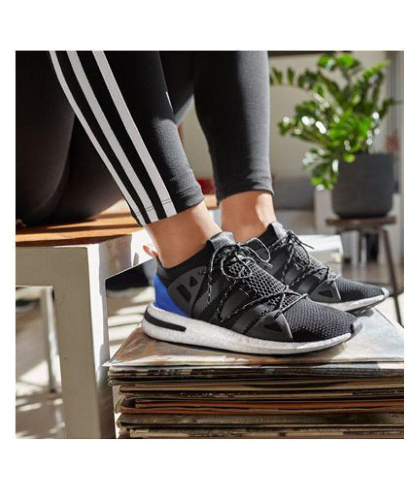 Buy Adidas Black Running Shoes Online