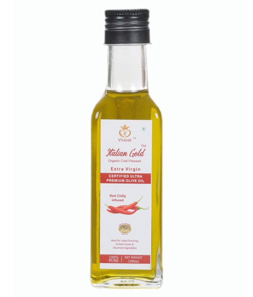 Italian gold Extra Virgin Olive Oil 100 ml