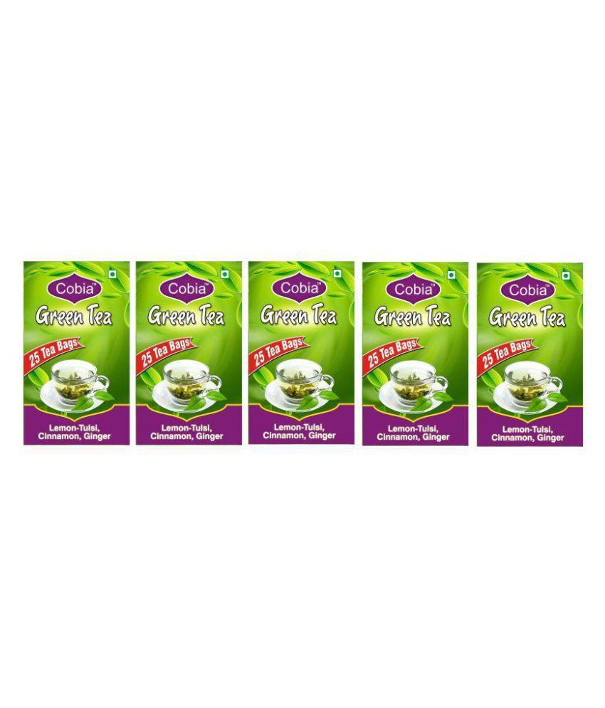 Cobia Green Tea Bags 500 gm Pack of 5