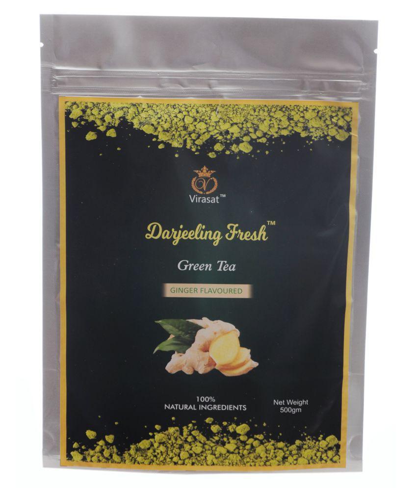 DARJEELING GREEN TEA Green Tea Loose Leaf 500 gm