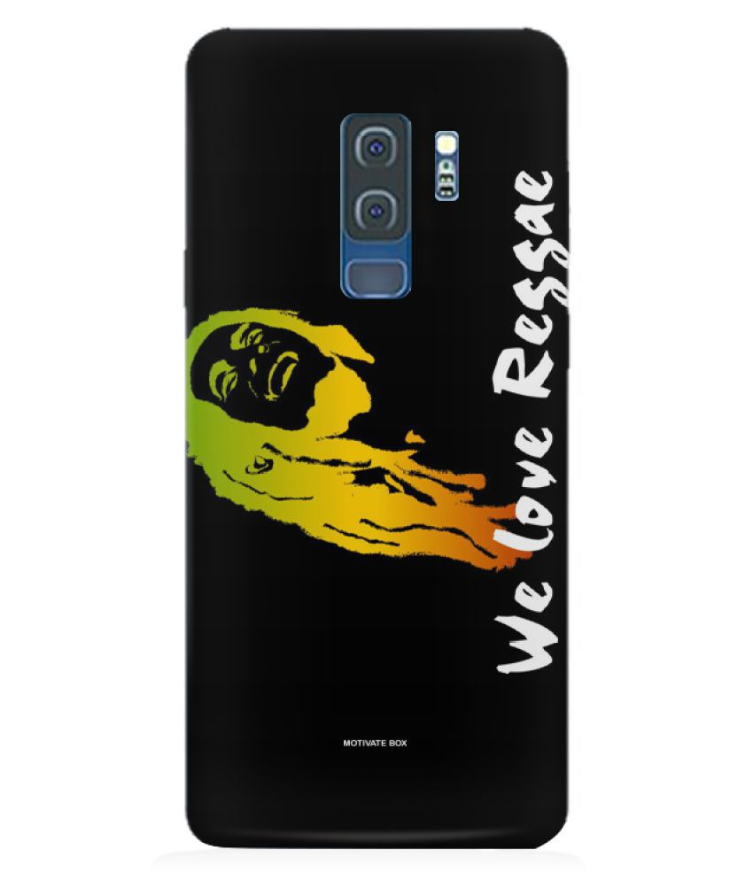 Samsung Galaxy S9 Plus Printed Cover By Motivatebox Printed designer back cover for your phone