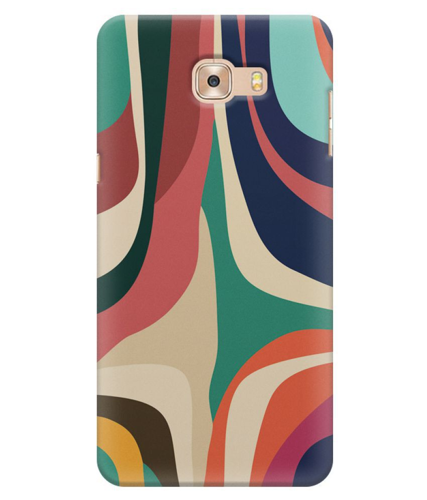 Samsung C9 Pro Printed Cover By Motivatebox Printed designer back cover for your phone