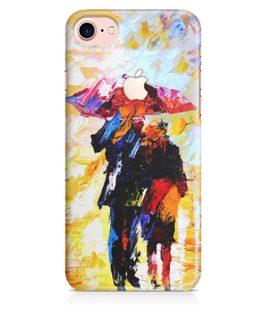 Apple iPhone 7 plus Printed Cover By Motivatebox Printed designer back cover for your phone