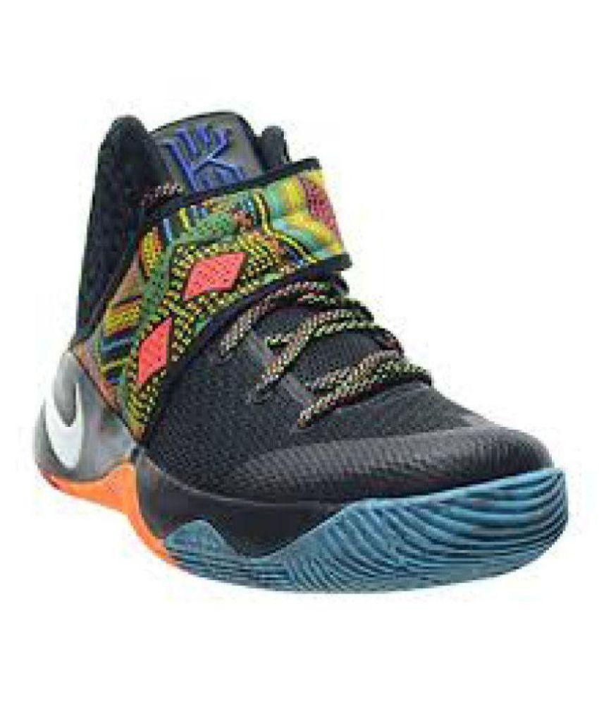 Nike Kyrie 2 BHM Multi Color Black Basketball Shoes - Buy Nike Kyrie ... 7fd73f901e