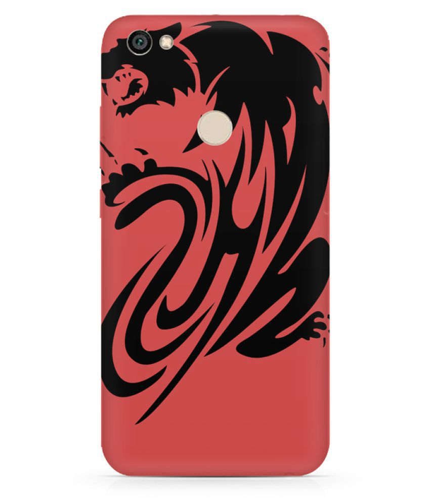 Redmi Y1 Printed Cover By Motivatebox Printed designer back cover for your phone