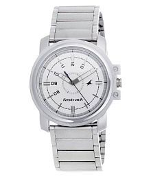 Fastrack 3039SM01 Stainless Steel Analog Men's Watch