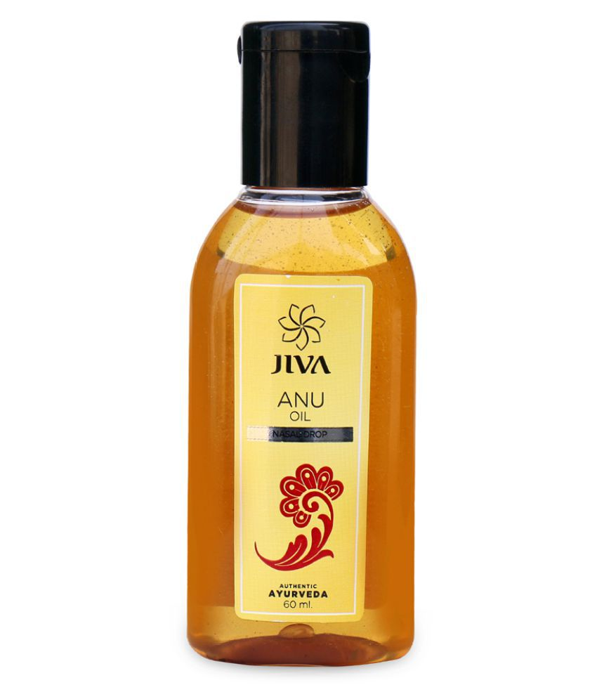 Jiva Ayurveda Anu Oil Oil 60 ml Pack Of 1