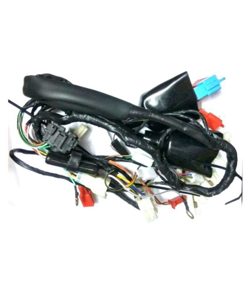wiring harness for bajaj pulsar 150/180 dtsi ug3 upto model 2005: buy wiring  harness for bajaj pulsar 150/180 dtsi ug3 upto model 2005 online at low  price