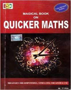 Mathematics book quicker