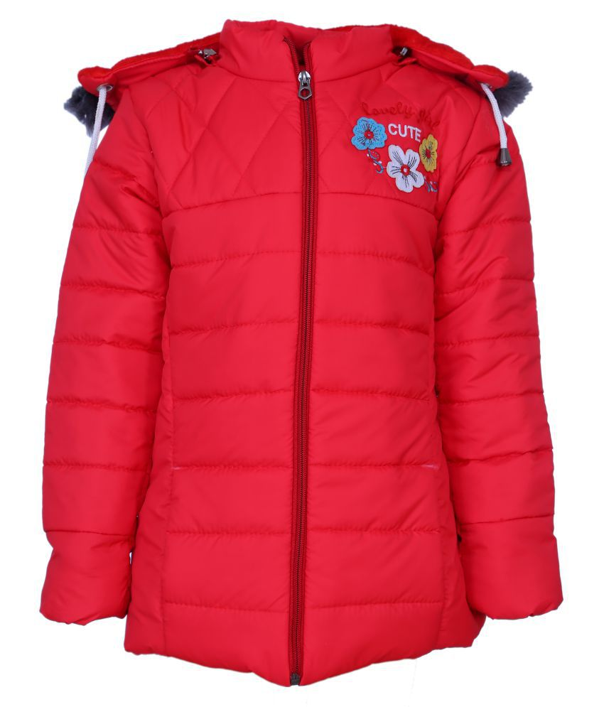 Come In Kids Girls Winter Wear Jacket