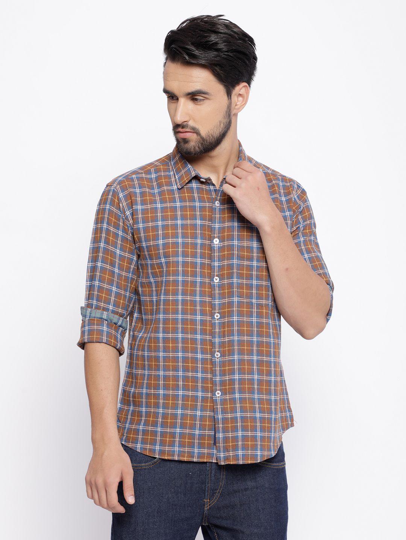 CAVALLO by Linen club Linen Shirt