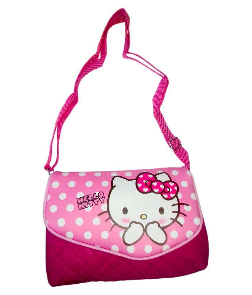 f0fdcd577 HELLO KITTY SLING BAG - Buy HELLO KITTY SLING BAG Online at Low Price -  Snapdeal