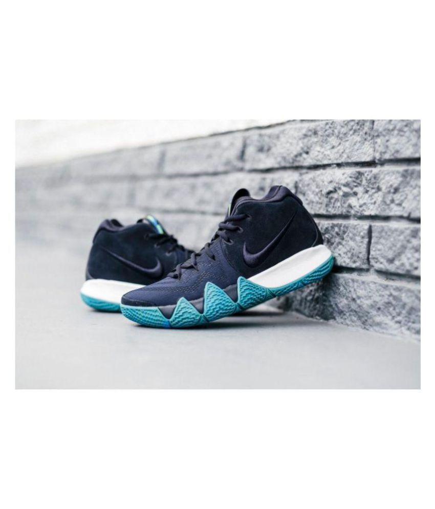 wholesale dealer 63da6 4cfd9 Nike Kyrie 4 obsidian Navy Basketball Shoes - Buy Nike Kyrie ...