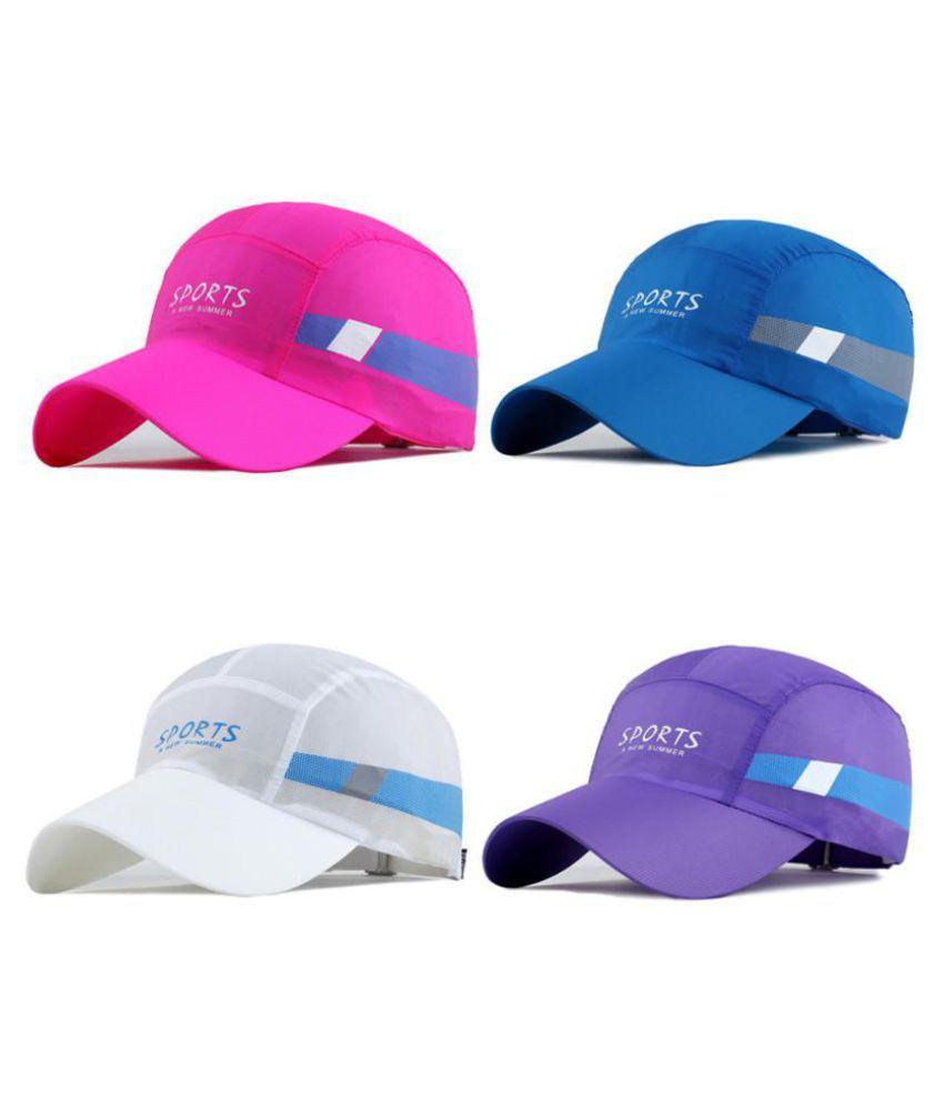 NEW Men Women Outdoor Sport Baseball Mesh Hat Running Visor Quick-drying Cap S