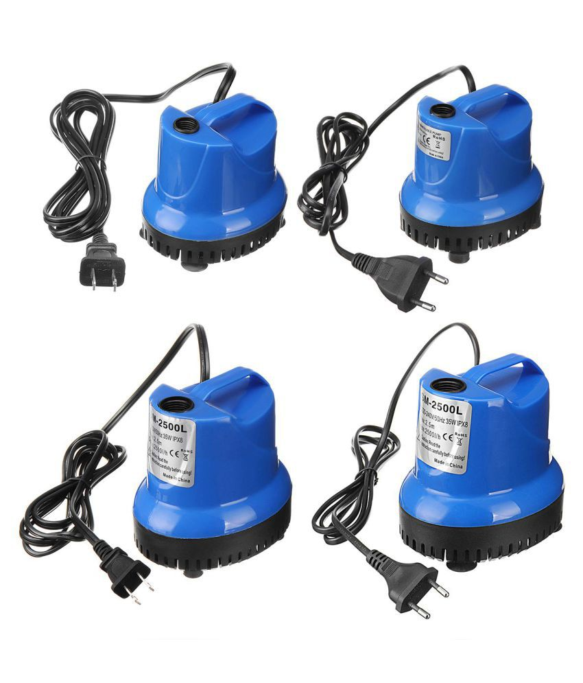 25/35W Submersible Water Pump Aquarium Fish Tank Pond Marin