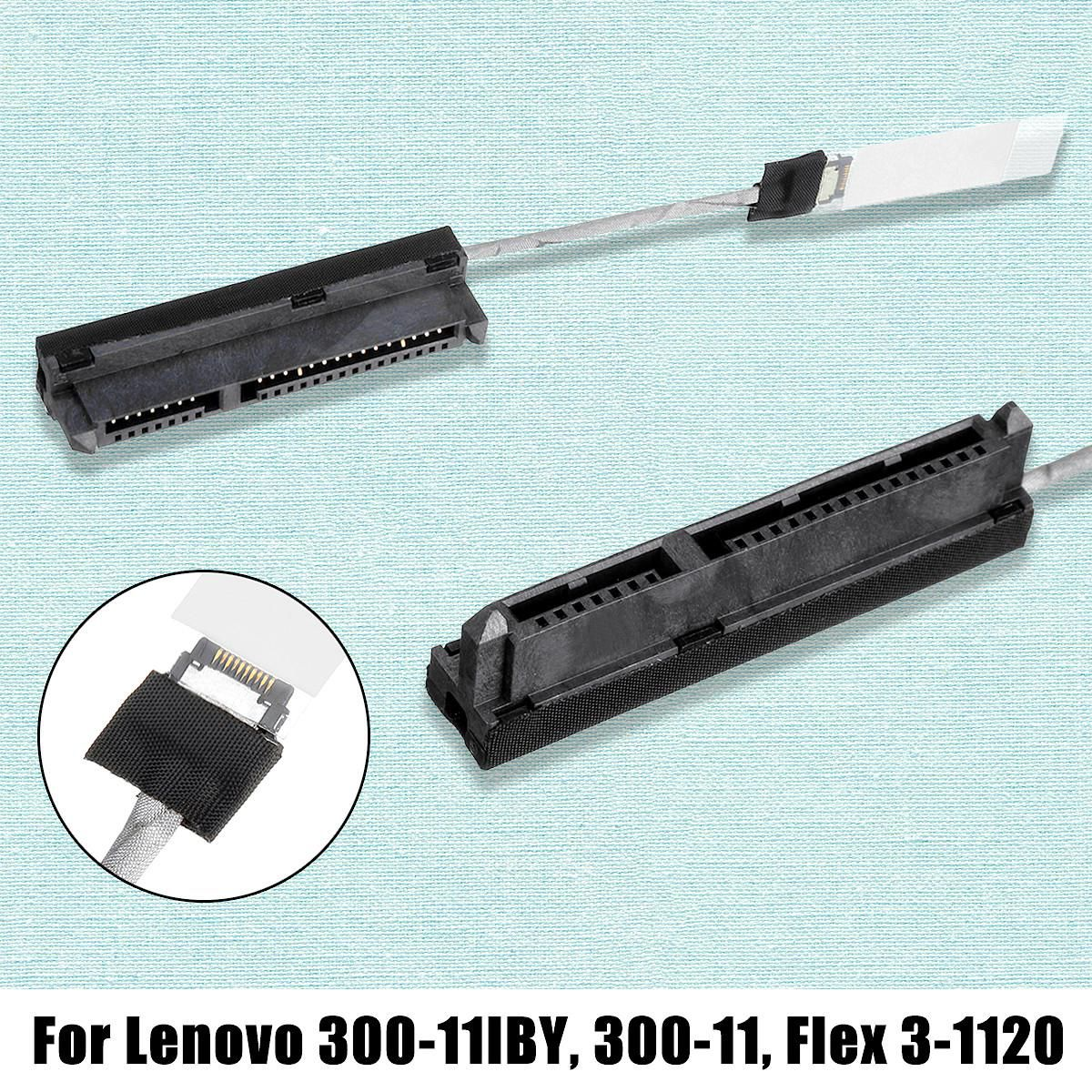 Hard Drive Cable 5C10J08424 1109-01051 For Lenovo 300-11IBY 300-11 Flex 3 -1120