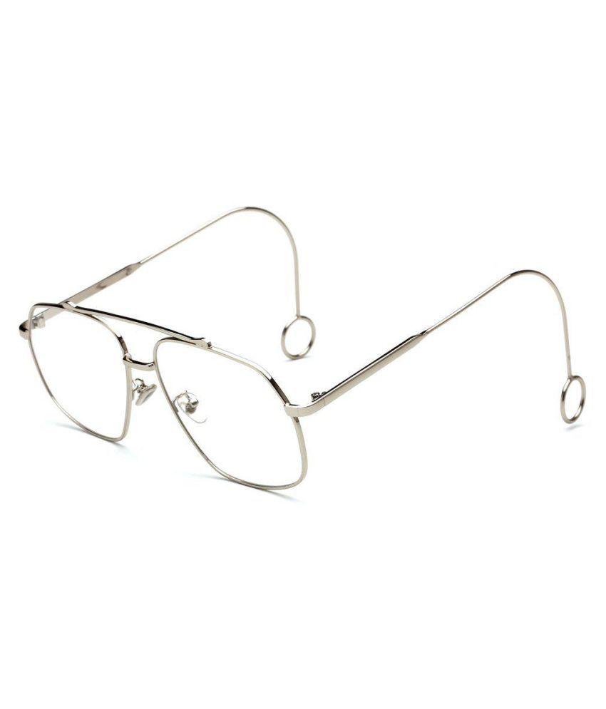 Unique Lightweight Men Women Sunglasses Vintage Metal Frame Travel Sunglasses