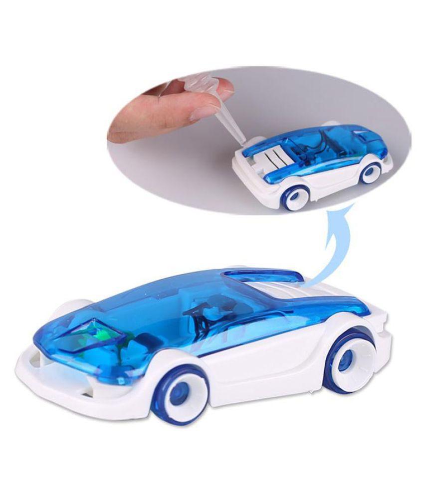 1 X Children Gift DIY Salt Water Fuel Cell Car Green Energy